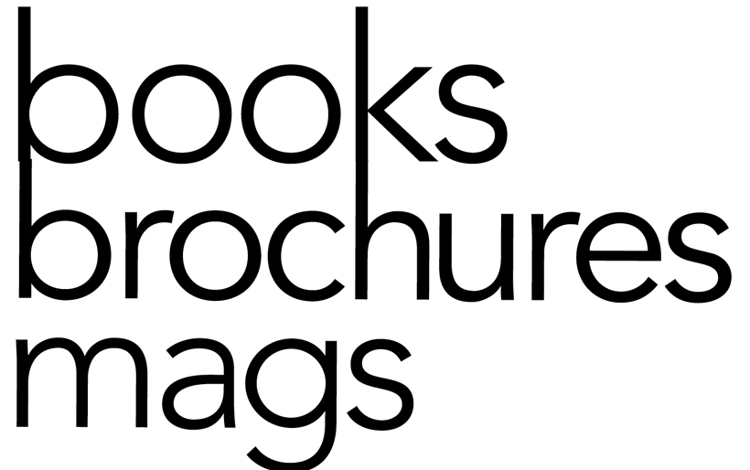 Books, magazines and publications